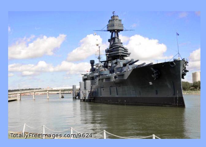 #U.S. Navy #Battleship Texas #Battleships #World War II
